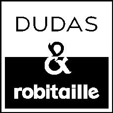 Jake Dudas and Aaron Robitaile - Dudas & Robitaille Creative Logo